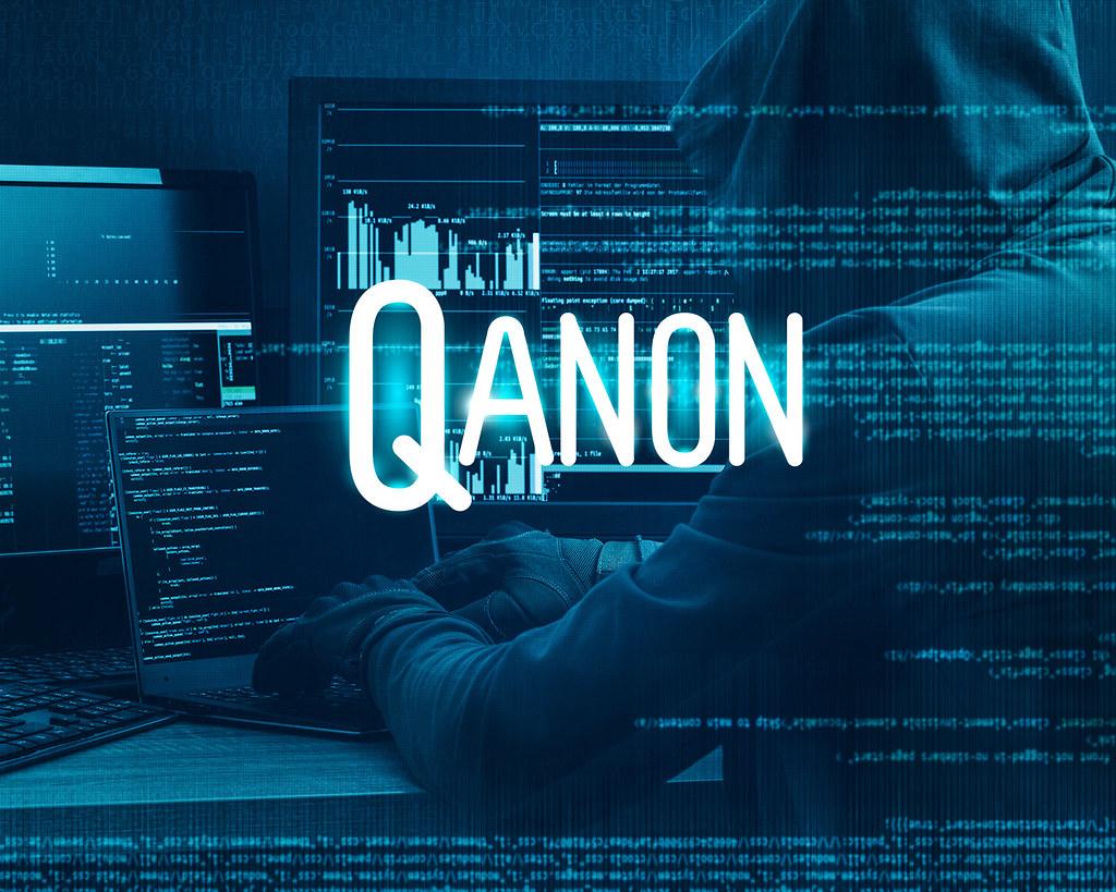 QAnon - Q Conspiracy - Deep State Trump