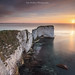 Old Harry Rocks by ianperkins11