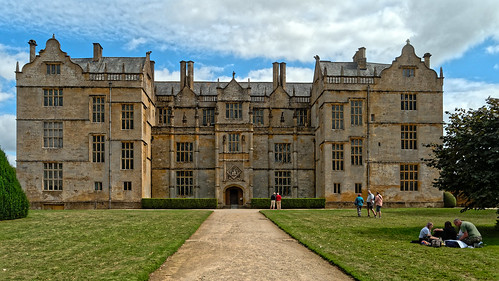 england landscape montacute nationaltrust somerset summer historical statelyhome