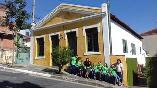 Pelas Ruas de SP: Casa Amarela - Fund. II (ago/2018)