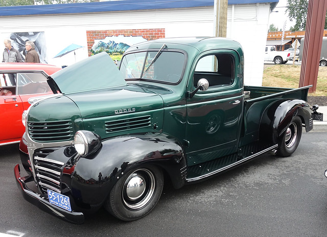 1942 Dodge pickup truck