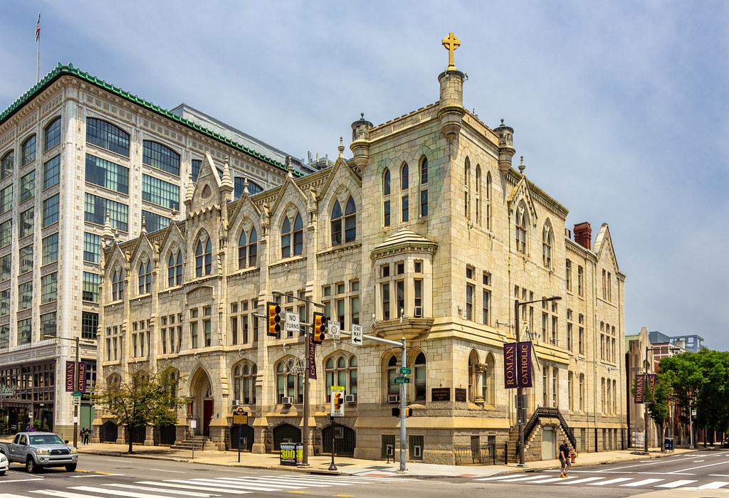 Roman catholic high school
