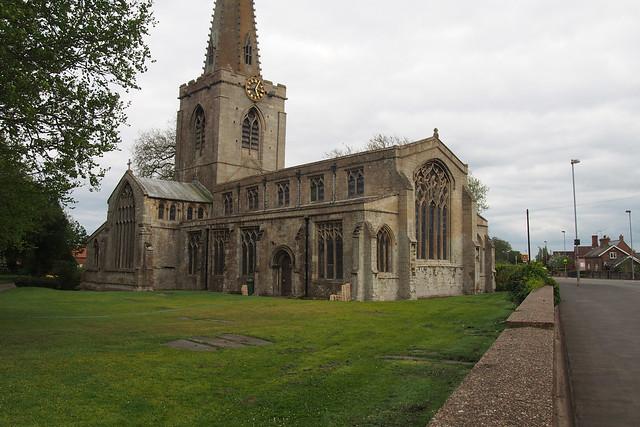 Sutterton church