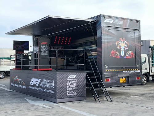 F1 truck | by RainbowDiaries Blogsite Singapore