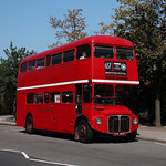 Route 657, Red Routemaster, RML2682, SMK682F