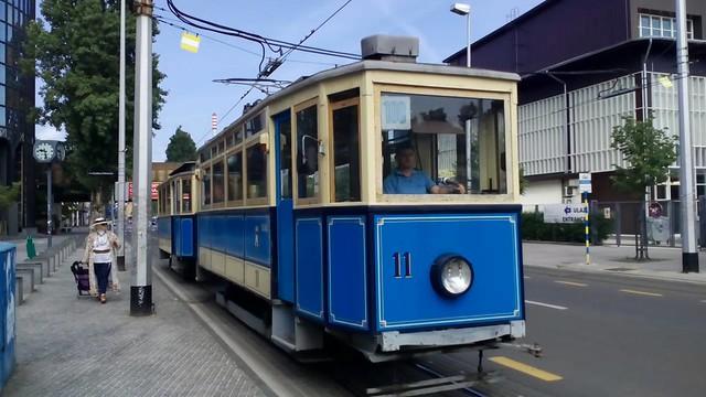 Zagreb Museum Tram