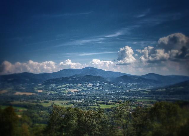 Lysá hora, Beskydy, Czech Republic