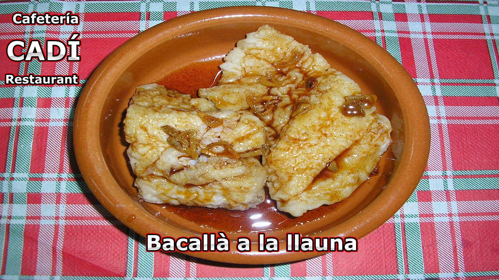 Bacallá Llauna