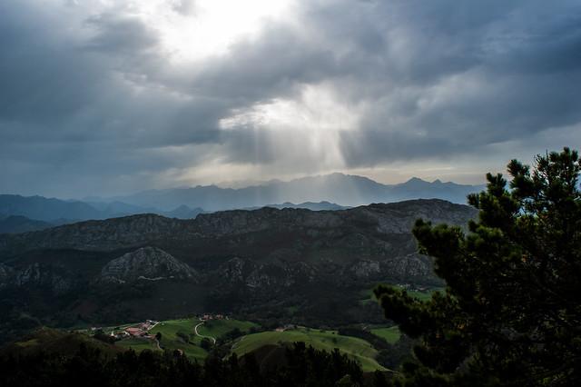 Mirador del fito - Asturias - Spain
