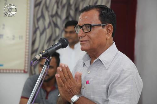 Up-Mukhya Sanchalak, SNSD, S.K. Juneja, expresses his views