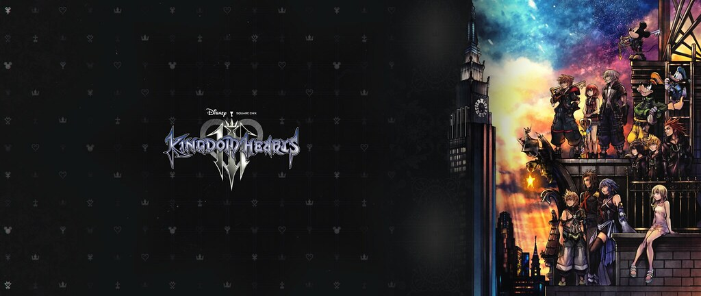 ... KINGDOM HEARTS III Wallpaper 1 (Ultrawide) | by FranxLorente