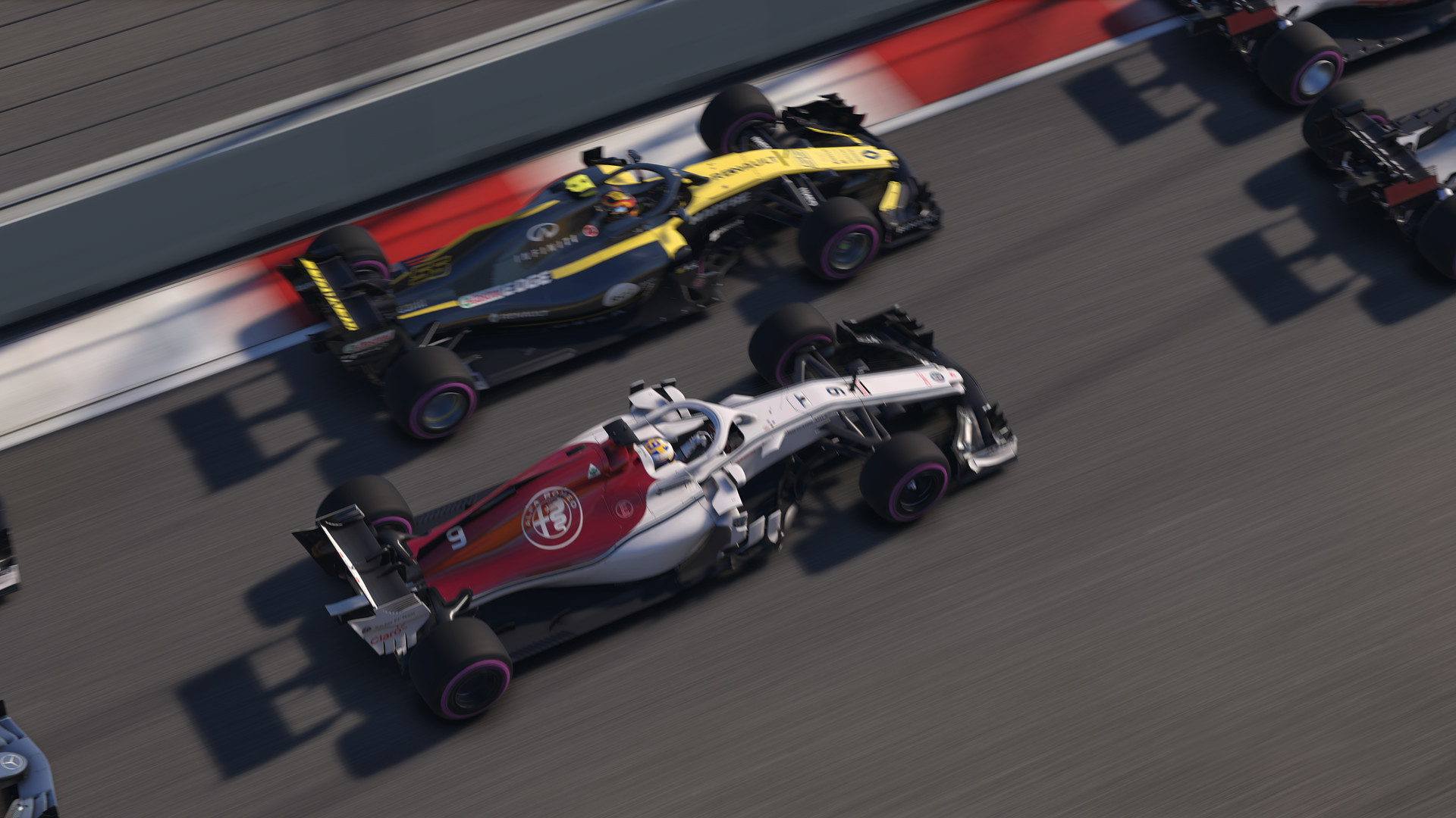 Codemasters F1 2018 Game 13