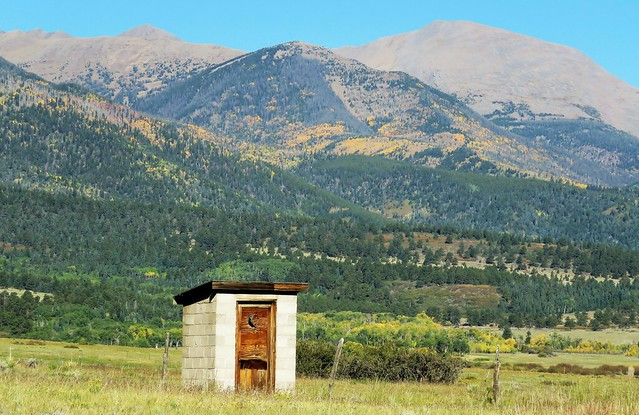 Privy With a View