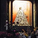 Die Schmuckmadonna stammt aus dem Ende des 17. Jahrhunderts