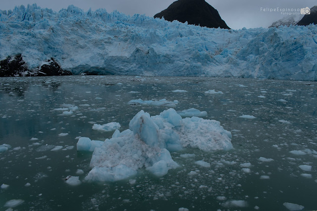 Glaciar Amalia II