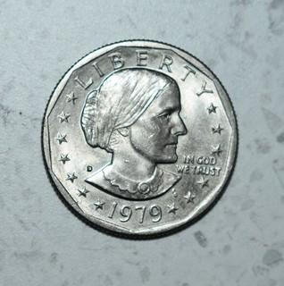 1979 United States One Dollar