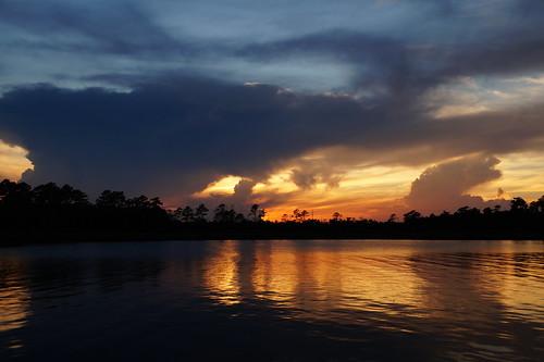 sunset spectacularsunsetsandsunrises cloudsstormssunsetssunrises fairfieldharbour northcarolina sony sonya58 sonyphotographing sky northwestcreek clouds cloudscape