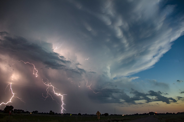 060918 -  Epic Nebraska Lightning!
