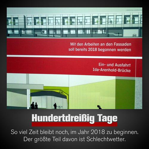Hundertdreissig Tage   by Elias Schwerdtfeger