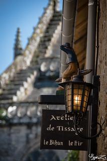 atelier du tisserand | by azillia