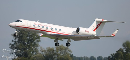 Polish Government G550 | by danreeves14