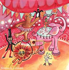 Illustration, Kristine Lombardi