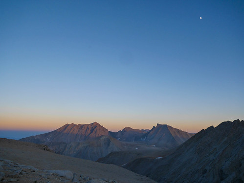 Sunset from Junction Pass | by snackronym