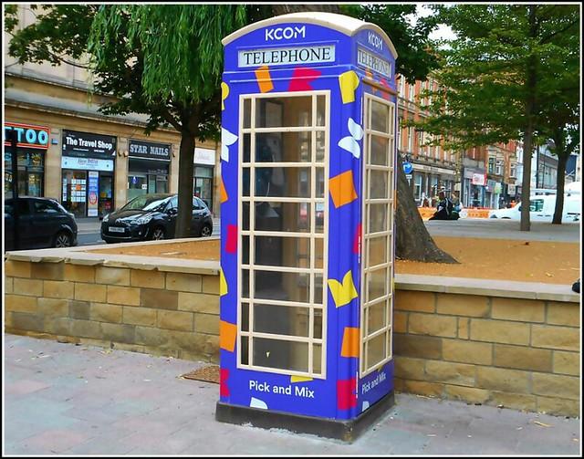 'Pick and Mix' Phone Box ...