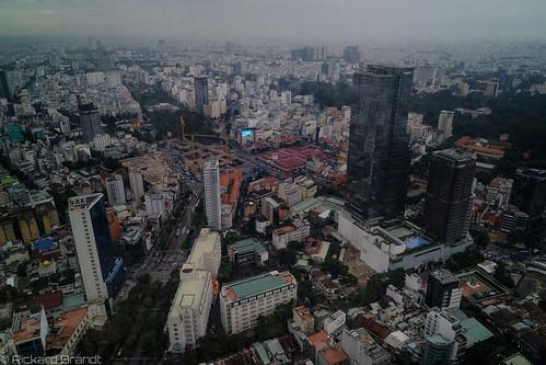 ho chi minh min vietnam city