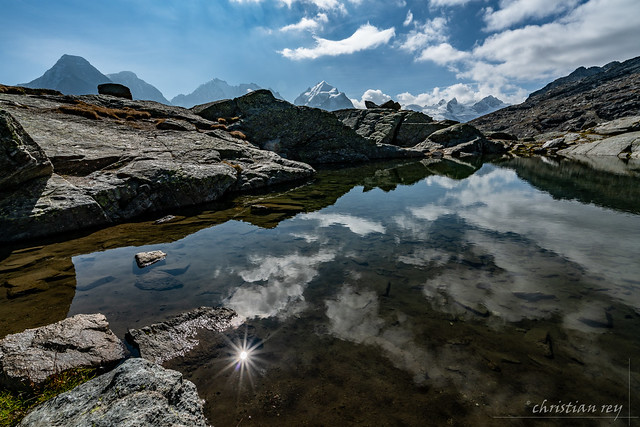 Fuorcla Surlej  2755m. (Switzerland)
