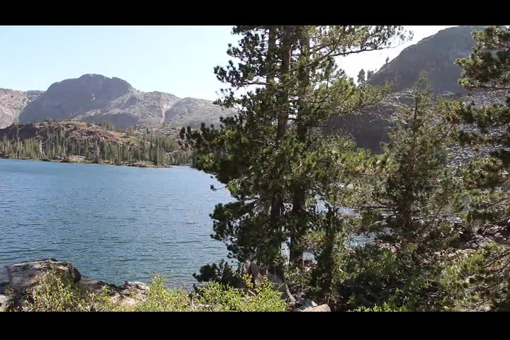 2670 Panorama video from the eastern shore of Susie Lake