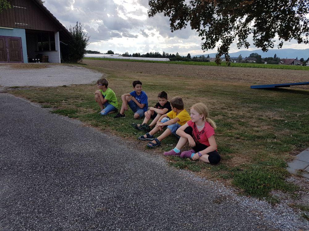 2018-08-13 «ICH und mein VELO» beim Bräteln