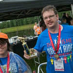 Unified Fishing Derby at the 2018 Dream Ride Experience