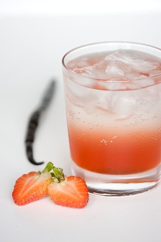 4 -Strawberries and Cream Soda Recipe | by Onlinefoodblog