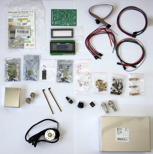 Automatic Magnetic Loop Tuner Kit | by Golb.be
