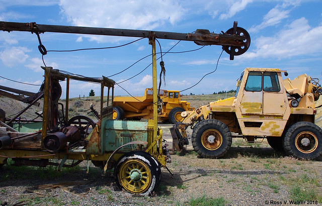Mining equipment Generations