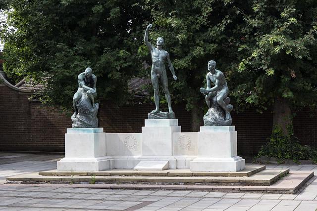 War Memorial, Watford