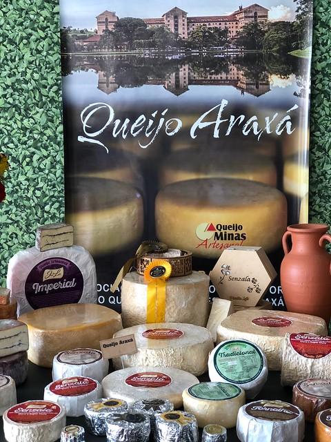 Curso de Cura e festa do queijo em Araxá