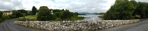 bridge pano panorama thequietman derryerglinna countygalway ireland