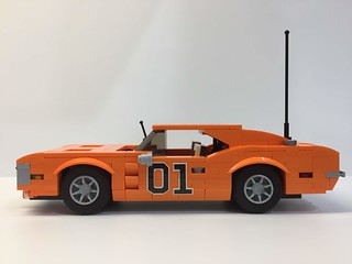 LEGO Hazzard - General Lee | by MOMAtteo79