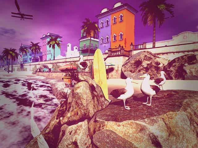 Little Havana -Standing Albatross Rock