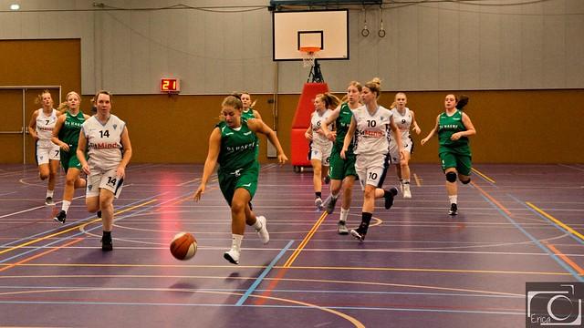 VU18 oefenwedstrijd vs ZAC Landstede VS1