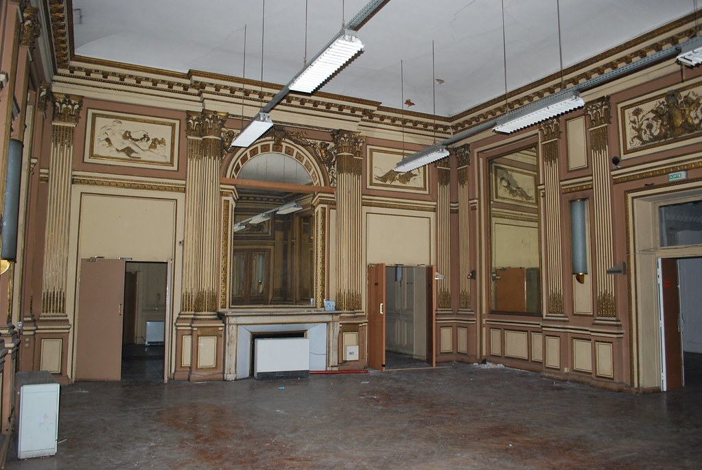 Hôtel de Mercy-Argenteau avant rénovation
