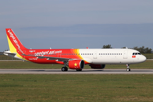 A321neo VietJetAir VN-A653 | by XFW-Spotter