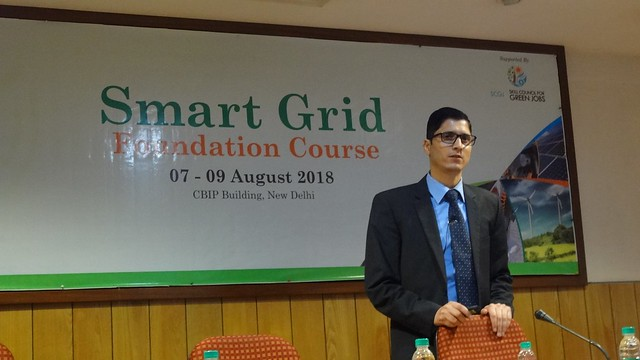 SESSION-6: Digital Architecture  & Cyber Security for Smart Grids