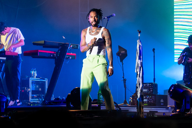 Miguel : The Ascension Tour - Afropunk, Brooklyn (2018)