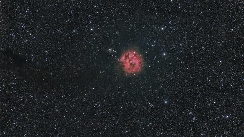 Cocoon Nebula | by pete_xl
