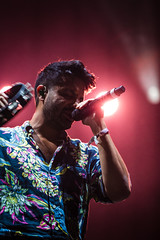 Young The Giant en Riot Fest de Chicago 2018