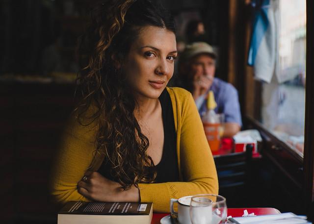 Marina en Mi Tío, de San Telmo.