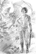 Fantasy Illustration, Teens